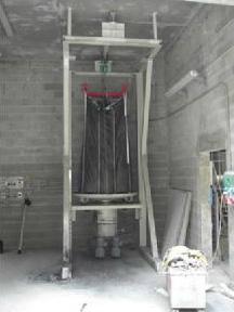 Autoload bulk bag station