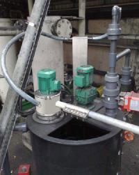 Activated Carbon High shear mixer