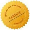 certificat expert des poudres et des boues