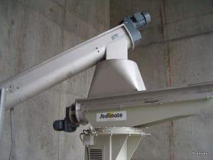 Pivot motorisé avec couronne à bille