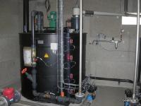 Préparation de barbotine de charbon actif