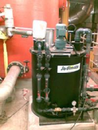 Cuve de préparation d'eau & d'argile