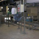 Dynamic double shaft mixer