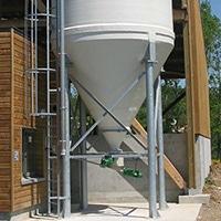 Extracteur doseur de poudre sous silo