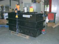 Polymer slurry Tank