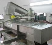 Injection dans un mélangeur MBV Sodimate