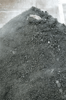 Boue d'épuration urbaine - alimentation par pompe à piston