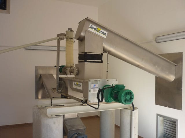 Dynamic sludge mixer MBV