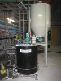 Sodium bicarbonate Slurry Tank