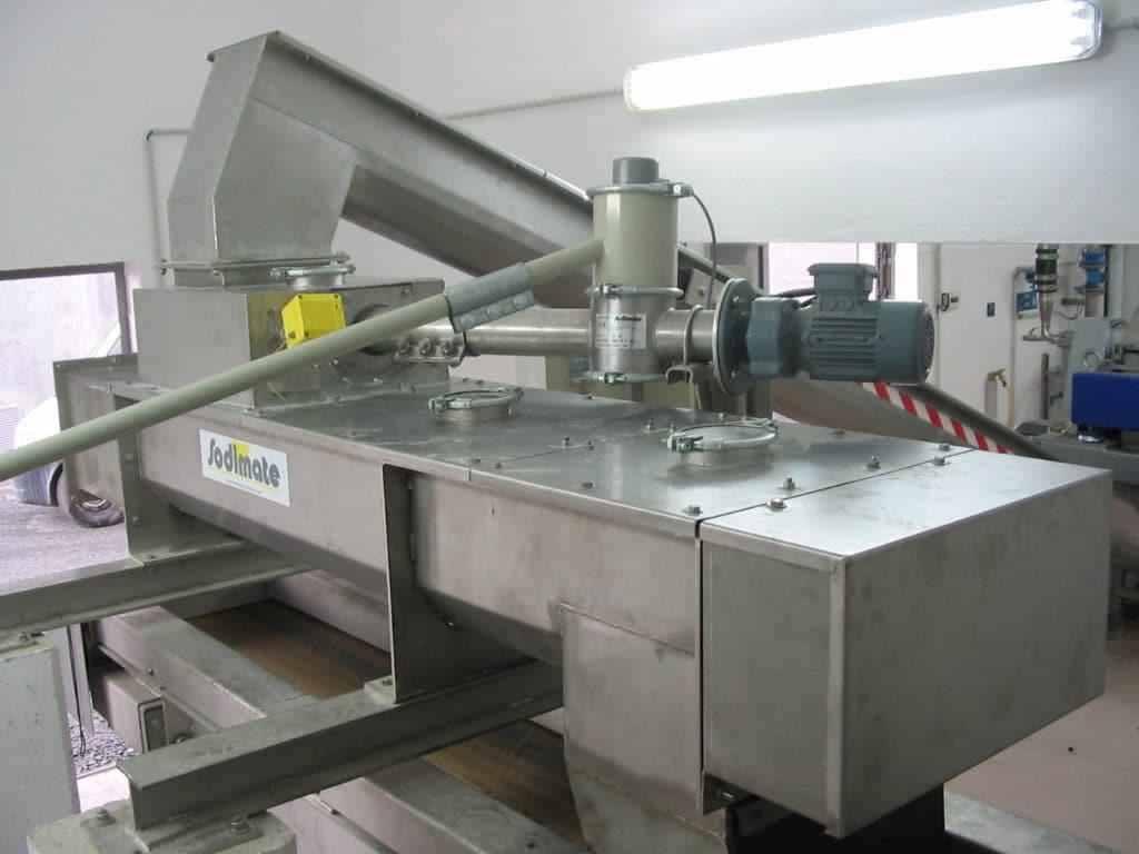 Injection dans un MBV Sodimate