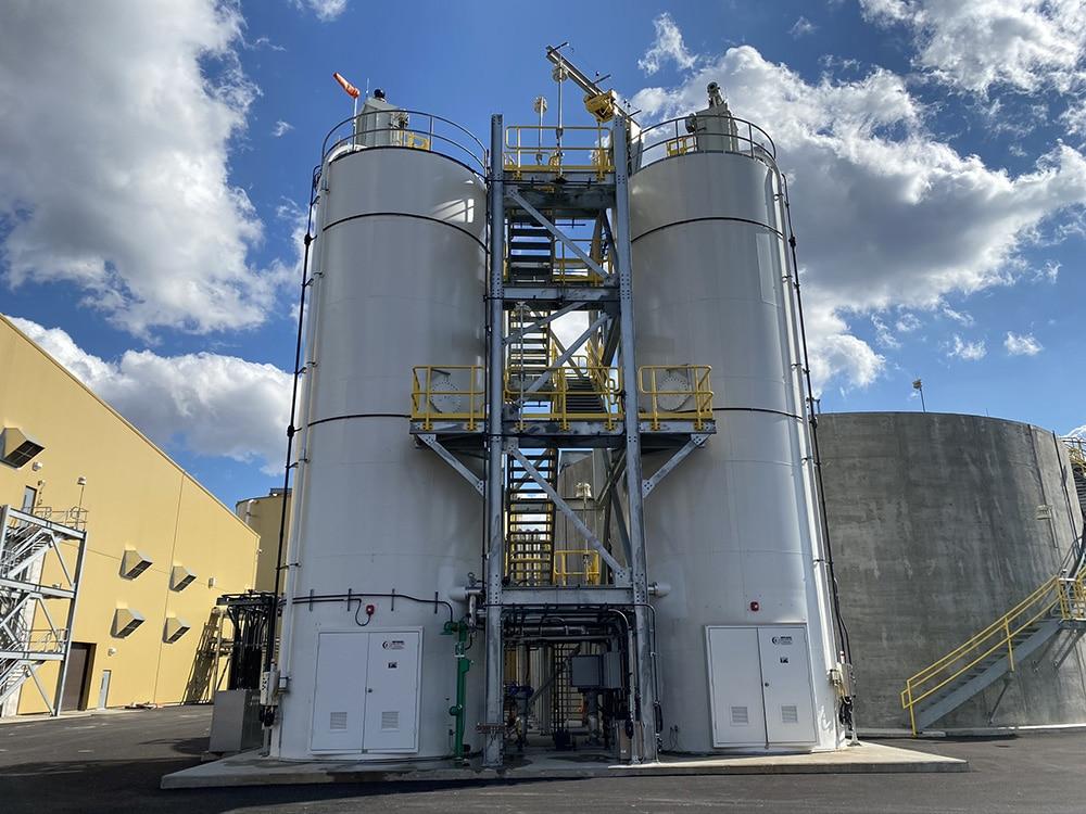 Centrale à charbon - Kentucky