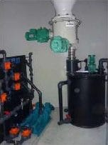 Dry to Slurry Powder Activated Carbon process