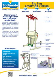 pdf Big Bag Emptying Station