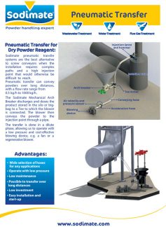 Pneumatic transfer