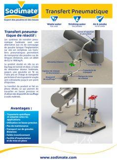 Transfert pneumatique