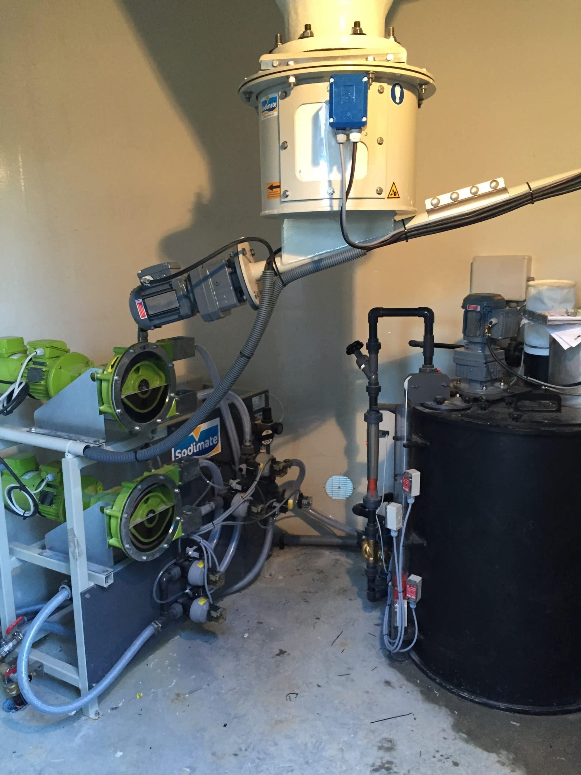 Extraction & dosage de charbon actif en poudre